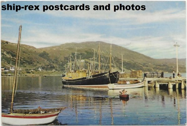 Ullapool (Ross-shire) postcard (d)